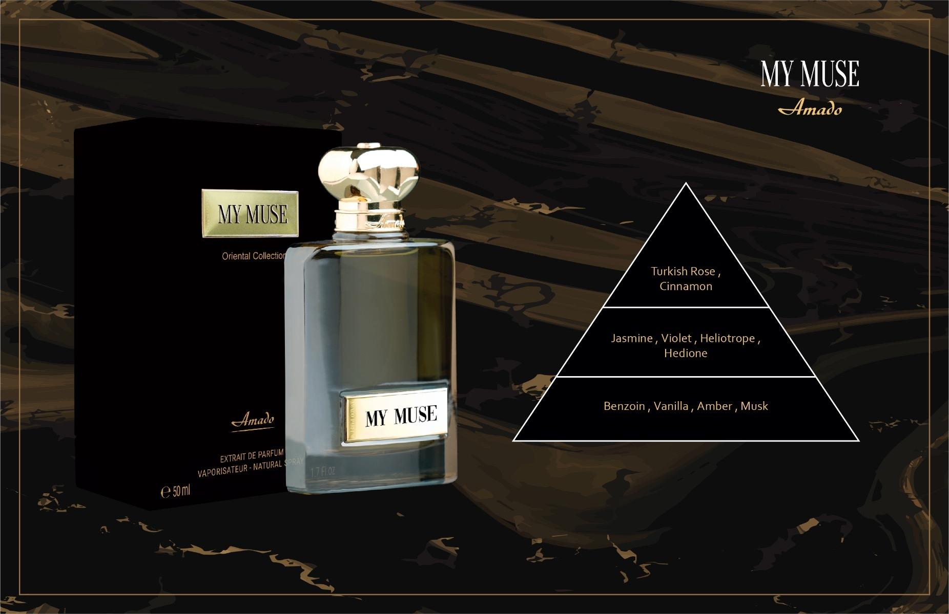 My Muse Extrait de Parfum