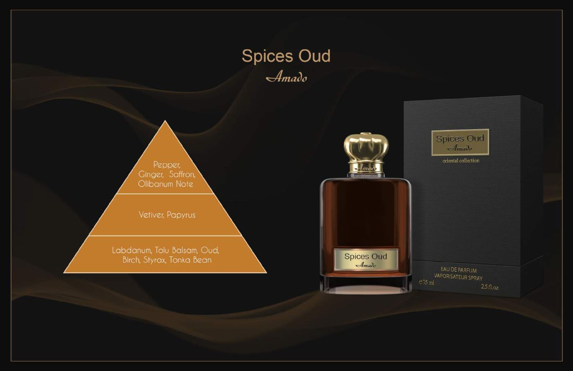 Spices Oud