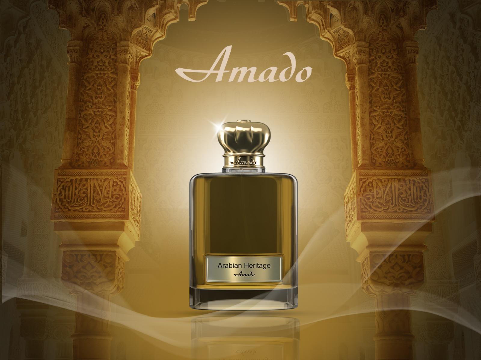 Amadoperfume arabian heritage